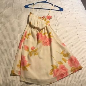 Quiksilver sundress, size small!